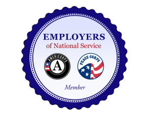 Employers of National Service Member Badge